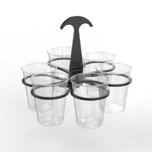 Cup holder for Event, Festival cups that helps managing waste on your sustainable event
