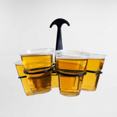 Eco Event solutions cup holder for festival Cups & Pints by The Original Cupkeeper